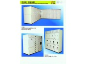 Panels for Join-Generators Power Supply and Change-Over Switchs
